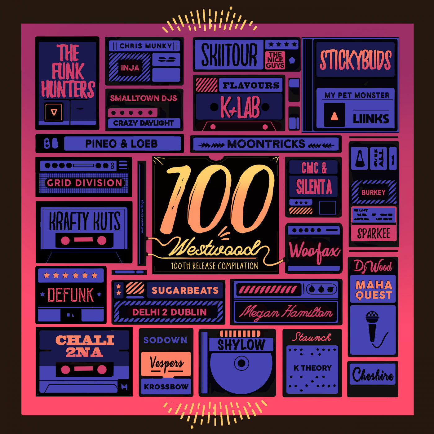 Westwood Recordings 100th Release