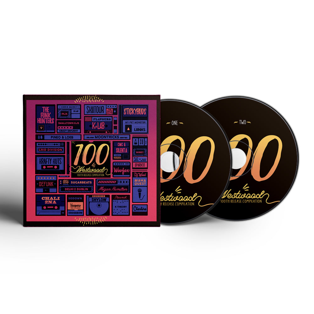 Westwood 100 Limited Edition Double-Disc CD