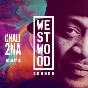 Chali 2na - Vocal Pack