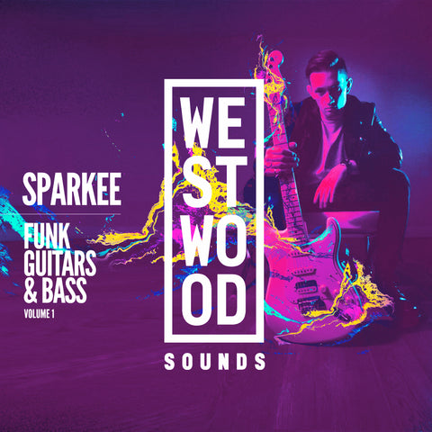 Sparkee - Funk Guitars & Bass Pack Vol. 1