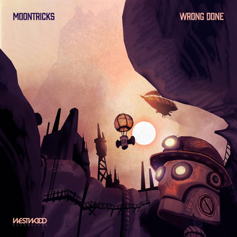 Moontricks - Wrong Done