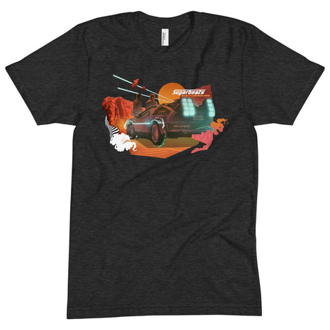 SugarBeats / Back To The Badlands T-Shirt