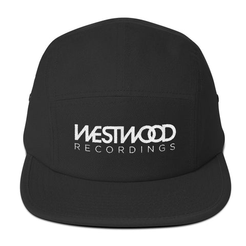 Westwood Recordings Five Panel Cap (White)