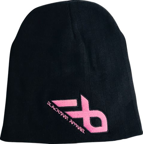 Breast Cancer Awareness Beanie