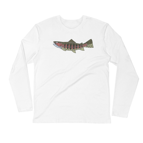Parr Bow Tee Long Sleeve