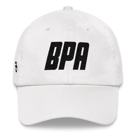 BPA Dad Hat - Black
