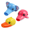 Coucou Happy Fun Animals . Faucet Extender Baby's Tubs. Great for Assisting Kids Hand when Washing in  Bathroom or Sink. Perfect Gift.
