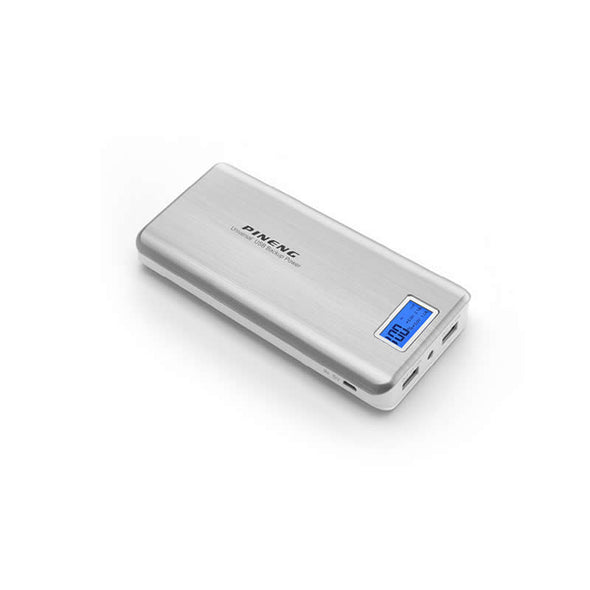 D20 Bank. Super High Capacity 20000mAh.  Dual Micro USB. Power Charger for Mobile Smartphones Tablets