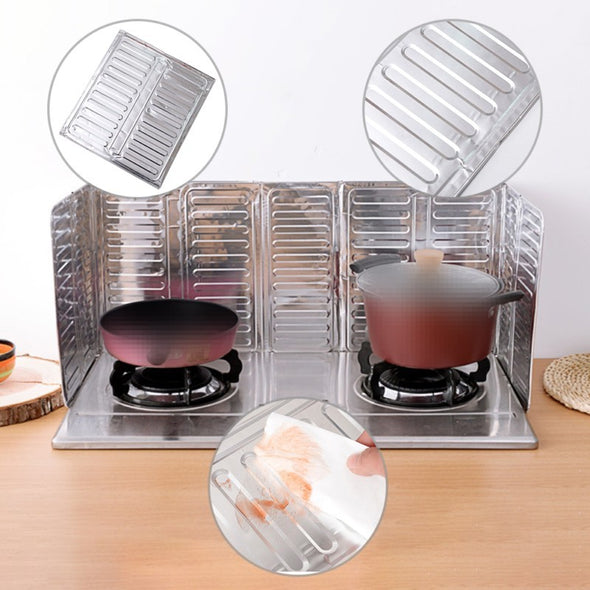 Oil Anti-Splatter Screen Kitchenware