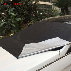 Car Truck  Windscreen Cover. Car Truck Magnet Windshield Windscreen Cover. Sun Snow Ice Frost Protector Sticker Supplies