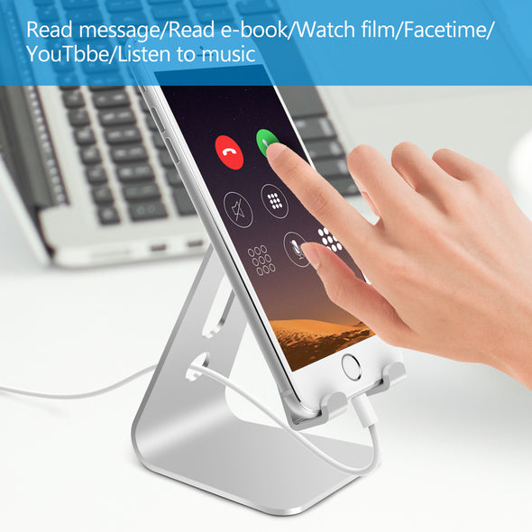 Axy Phone Holder  Charging Stand - Axy Universal Mobile Phone Desk Charging Stand