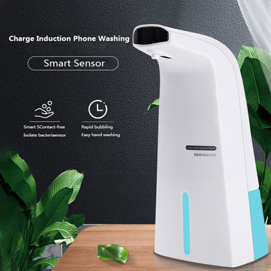R300 Soap Dispenser Touchless.  Automatic IR Sensor Soap Dispenser. Touchless Induction. Great for your Bathroom  and your Home.