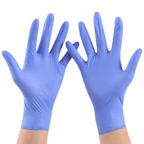 Universal Disposable Latex Gloves For Home Cleaning and Medical Use (50-100 PCS)