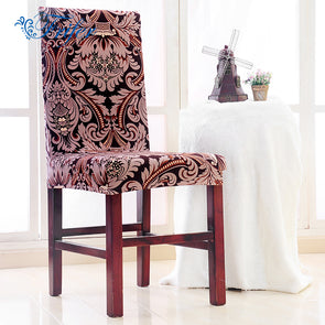 Chair Cover Removable  with Stretch Elastic Slipcovers