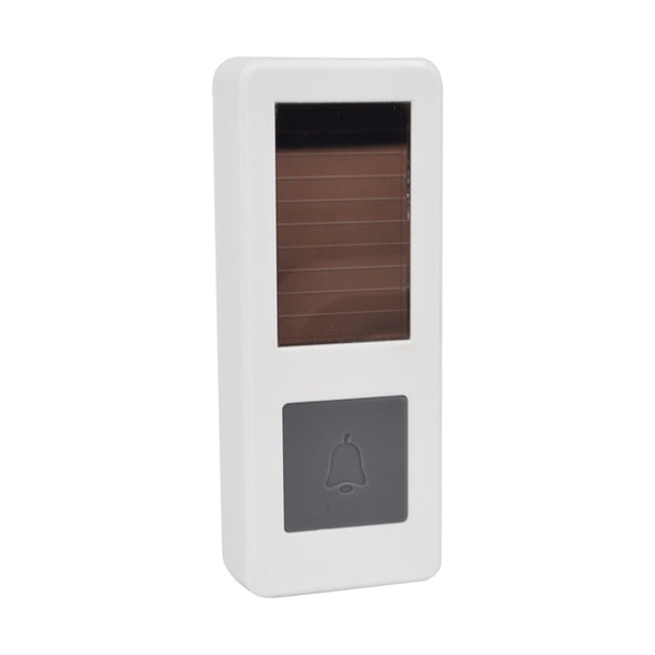 Doorbell Solar Powered - Wireless -Waterproof with 52 Tunes Chimes