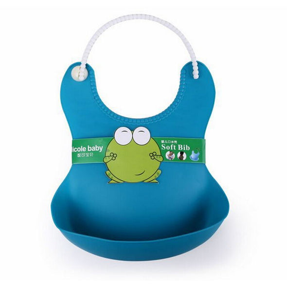 Laly Baby Bib.   Adjustable& Waterproof Bib Baby.