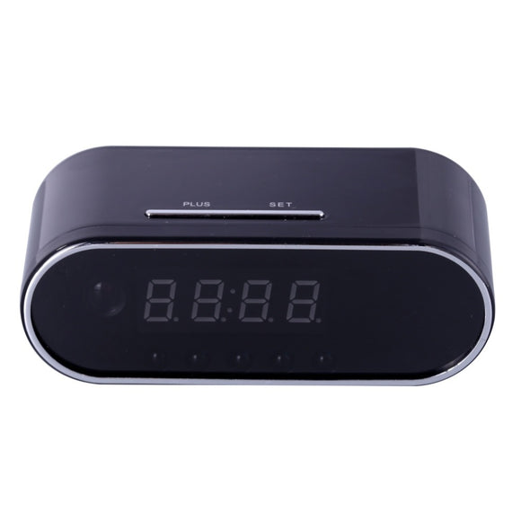 EDA Clock Cam. Alar  Camera IR Night Vision Wifi Cam IP Clock Camera Mini DV DVR Camcorder