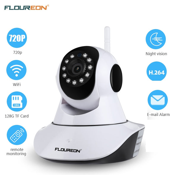 Floureon 720P Wireless IP Camera