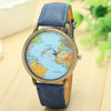 World Map Travel Watch