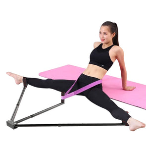 T3Bar Yoga Stretcher. Iron Leg Stretcher with 3 Bars For Easy Leg Extension. Super Flexibility & Split Training Tool. Also used for Ballet Dance Balance or Fitness Training.