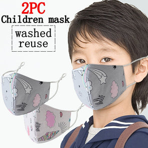 Washable and  Reusable K5 Face Mask. Breathable Mask Great for Kids.