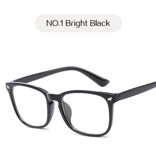 Iblok4- Blue Light - Computer or Gaming Glasses.  Transparent  Anti Blue ray Eyeglasses.