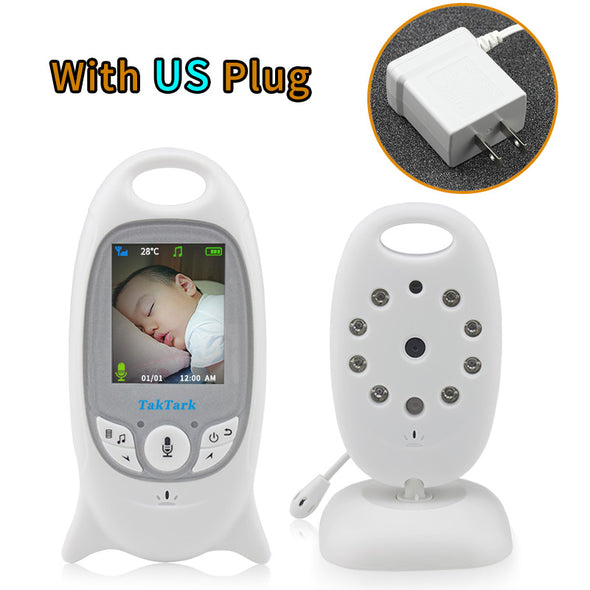 2.0 inch Wireless Video Baby Monitor