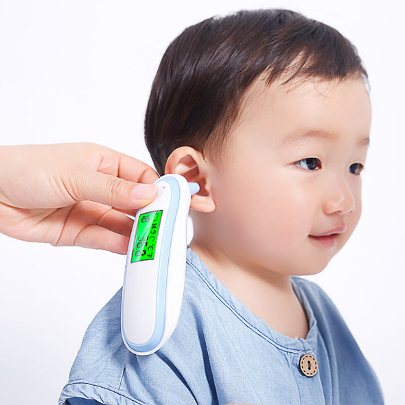 Y-Med20 Ear Infrared Thermometer for baby & Adult. Super Fever Temperature Detector. Very Accurate  for Family Health Care.