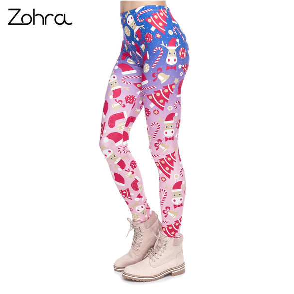 Zo20-  Legging . Great Spring Design.