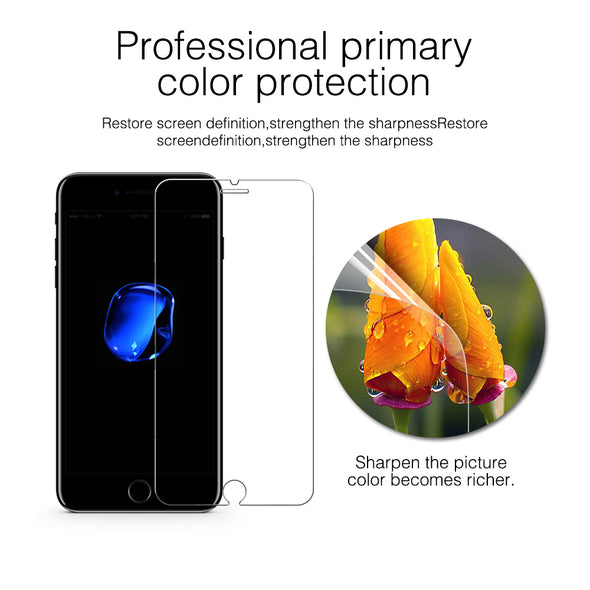 iPhone Screen Protector for i6 6s 6 plus SE 4 4S  5 5s  i7 7 8 i8 plus for iPhone X ix