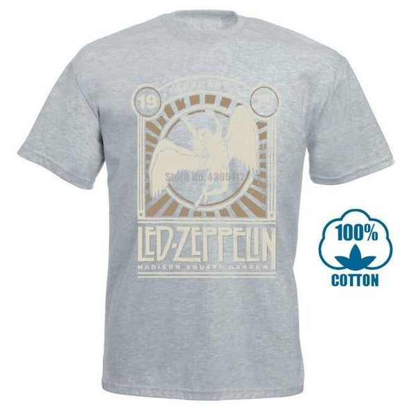 Led Zeppelin Herren TPrint - Viva Shirt