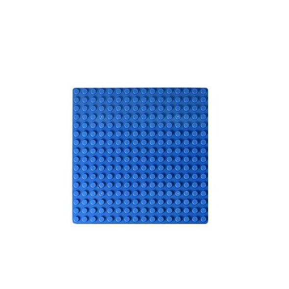 32*32 32*16 Dots Classic Base Plates Blocks Small Size DIY Bricks Baseplates Construction Building Toys For Children Kids Gifts
