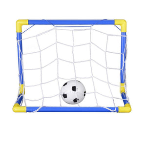 Ball Goal Post Net - Football Soccer - Folding Mini