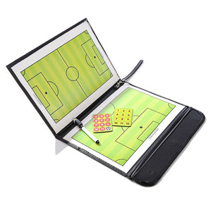 Soccer Coach Tactical Board For Soccer/Football with Pen