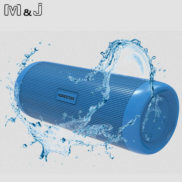Wireless Best Bluetooth Speaker - Waterproof & Portable - M&J