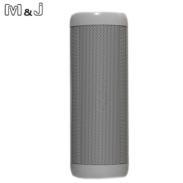 M&J Wireless Best Bluetooth Speaker Waterproof Portable Outdoor Mini Column Box Loudspeaker Speaker +Power Bank+LED light M&J Wi