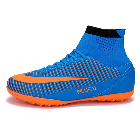 Kids Boys Girls Outdoor Soccer Cleats Shoes - Outdoor  (EU32-38 US-please check)  )