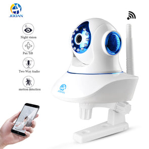 Video Surveillance Camera - Baby Monito Wireless Camera - 720P HD WiFi