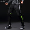 LYNSKEY Soccer Training Pants Men With Pocket Football Trousers Jogging Fitness Workout Running Sport Pants
