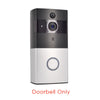 CTVMAN PIR Doorphone Camera Battery Wireless Doorbell with Camera Wifi Door Bell Intercom HD 720P For Doors Intercoms