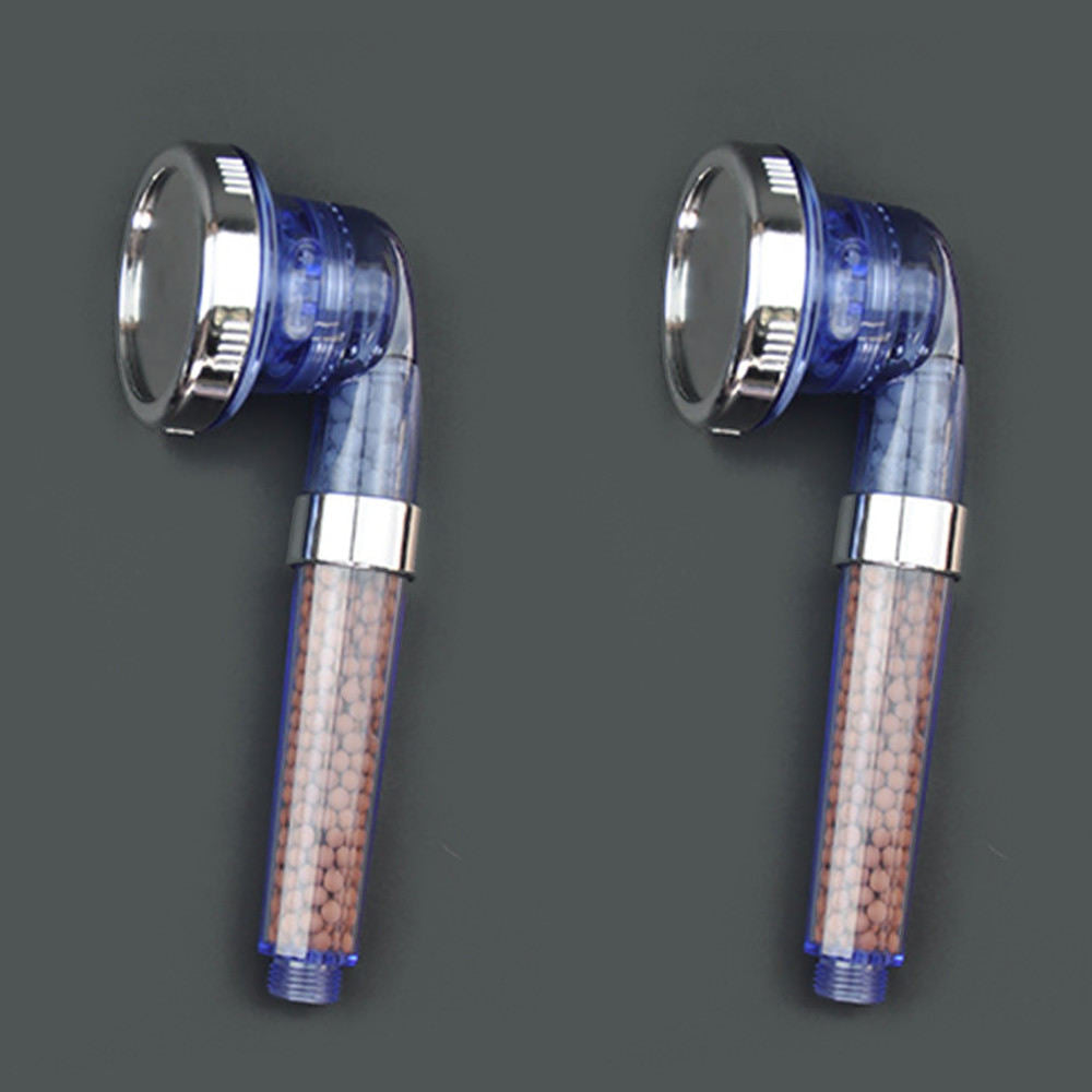 3 Function Adjustable Jetting Shower Filter High Pressure Water Saving Head Handheld Nozzle Zj125