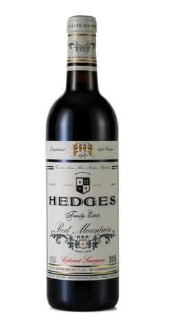 2015 Hedges Family Estates Red Mountain Cabernet Sauvignon, Washington