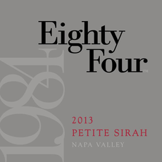 2011 Eighty Four Wines, Petite Sirah, Napa Valley