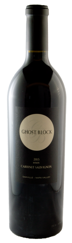 2015 Ghost Block Cabernet Sauvignon, Oakville Estate, Napa - Limited Availability