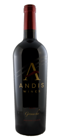 2014 Grenache, Andis Vineyards, Amador County