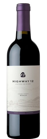 2016 Highway 12 Vineyards, Merlot Sonoma Valley