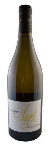 2014 Le Domain Saget Pouilly-Fume, Loire Valley - 91 pts WE