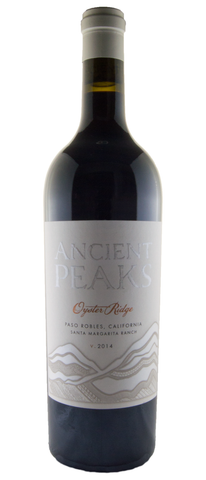 2014 Oyster Ridge Red Blend - Ancient Peaks Vineyard, Paso Robles - 92pts WA