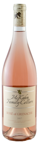 2017 Rose of Grenache - McKahn Family Cellars