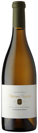 2016 Thomas Fogarty Santa Cruz Mountains Chardonnay